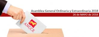 ANCCE | 46th ANCCE Ordinary and Extraordinary General Assembly