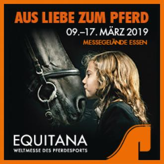 ANCCE | ANCCE will be at Equitana 2019 with a stand to promote Purebred Spanish Horses