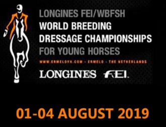 ANCCE | Selection specifications for the 2019 World Breeding Dressage Championships for Young Horses