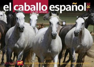 ANCCE | Innovation: El Caballo Español launches its first digital issue