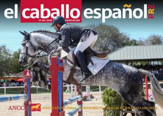 ANCCE | The newest issue (Nº 246) of El Caballo Español Magazine is now available