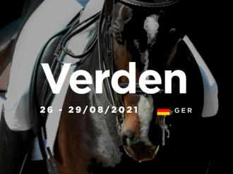 ANCCE | Classifying for the Verden 2021 World Championships for Young Dressage Horse