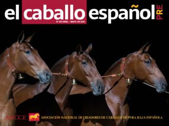 ANCCE | Hot-Off-The-PRESS!  Enjoy the Most Recent Issue of El Caballo Español Magazine